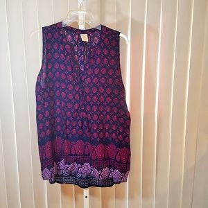 Faded Glory Plus Sz XXL (20) Slip Over Sleeveless